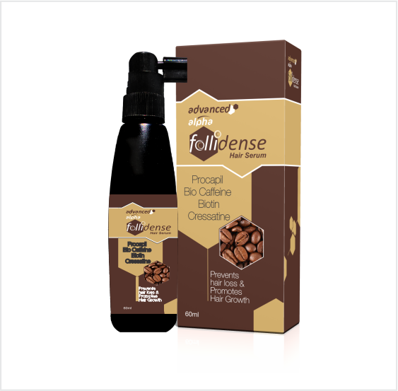 ADVANCED ALPHA FOLLIDENSE HAIR SERUM